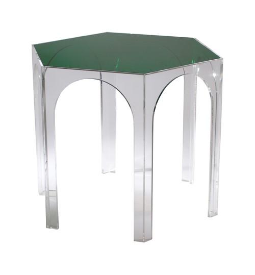 Hexagonal Arch Table